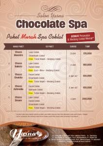 Paket SPA Coklat